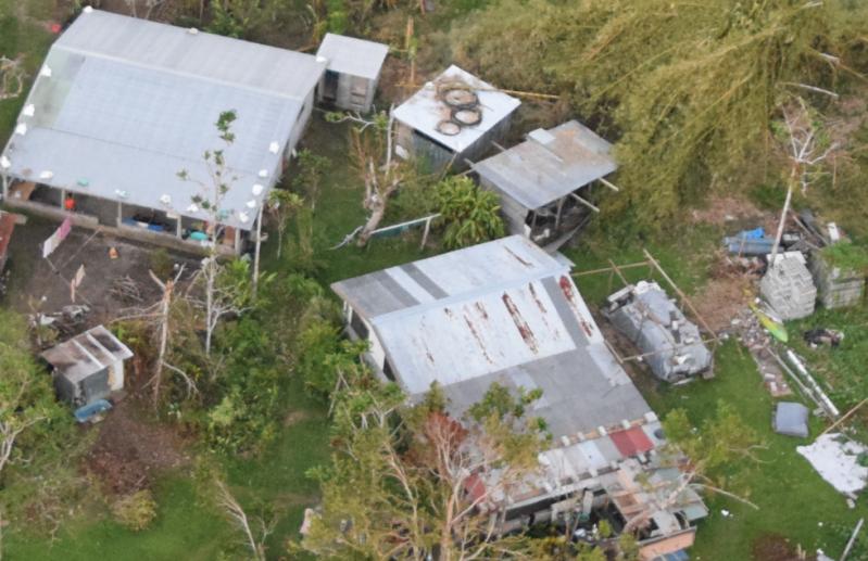 Aerial Vanuatu Zoom